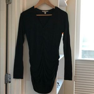 Maternity cotton top long sleeve